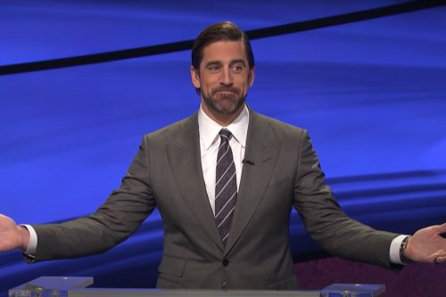 Aaron Rodgers Is Stunned After 'Jeopardy' Contestants Stumped By Packers Clue