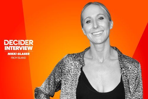 Nikki Glaser's Nipples Once Paused The 'FBOY Island' Production — And She's Fine With It