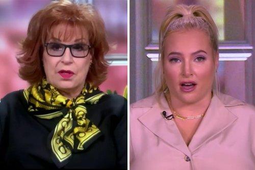 "Meghan McCain and Joy Behar Clash Over Jim Jordan's Fauci Rant: ""Your Argument Is Against Government, Not Fauci"""