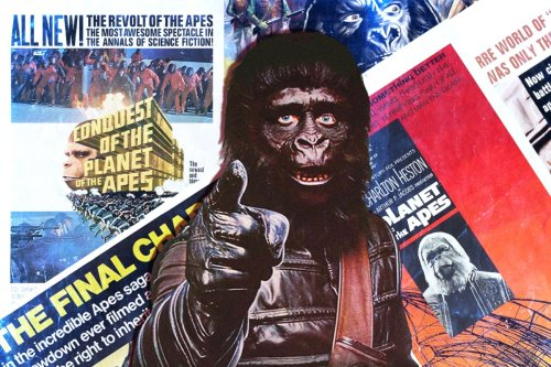 The '70s Era 'Planet Of The Apes' Sequels Aren't Just Goofy Saturday Matinee Frivolities — They're Serious Sci-Fi Classics