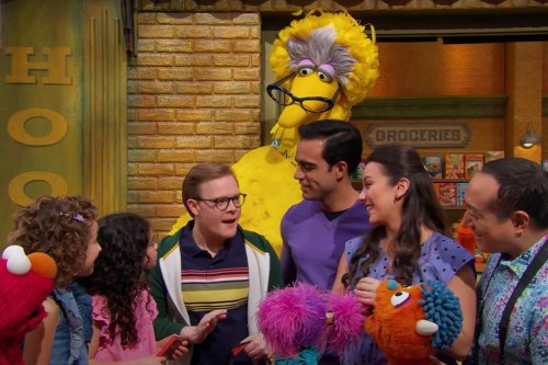 'Sesame Street' Introduces First Gay Couple in Special Pride Month Episode