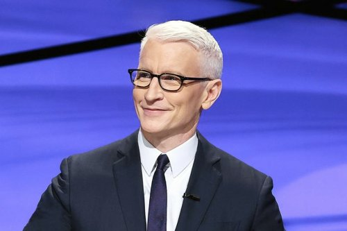 How to Watch New Host Anderson Cooper on 'Jeopardy' Tonight