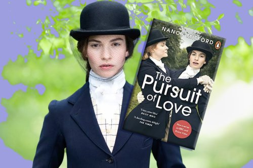 The 'Pursuit of Love' Book is the Perfect Companion to the Amazon Prime Limited Series