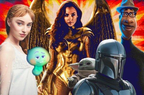 'The Mandalorian' vs. 'Wonder Woman 1984' vs. 'Soul' vs. 'Bridgerton': Who Won December 2020?