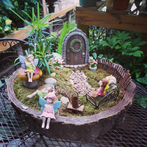 Miniature Fairy Garden Ideas [15 Whimsical DIYs!]