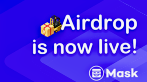 Mask Network is About to Airdrop $30 Million Worth of Tokens - Decrypt