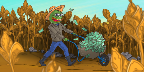 Ethereum Yield Farm Token Up 200% in Week After Coinbase Listing - Decrypt