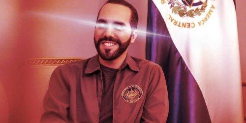 El Salvador President Buys the Dip, Adds 420 Bitcoin to Treasury - Decrypt