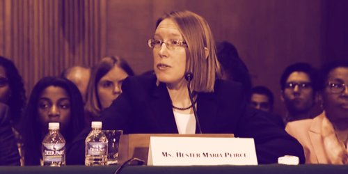 Government Ban on Bitcoin Would Be 'Foolish': SEC's Hester Peirce - Decrypt  - Flipboard