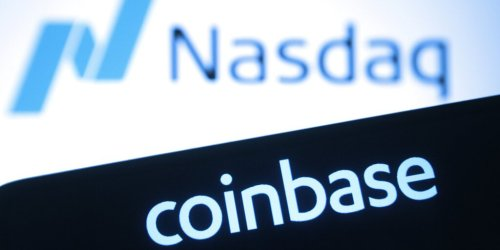 Coinbase Closes First Day of Trading Down 14% From Debut Price - Decrypt