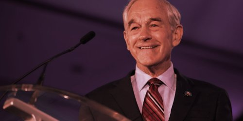 Ron Paul: Bitcoin Must Be Taken Seriously in the Age of 'Free Money' - Decrypt
