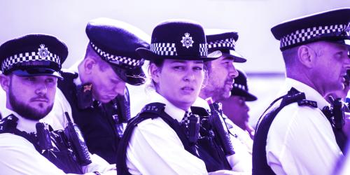London MET Police Seize $158 Million in Massive Crypto Raid - Decrypt