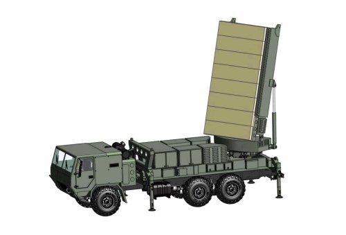Ukraine develops new multi-mission radar