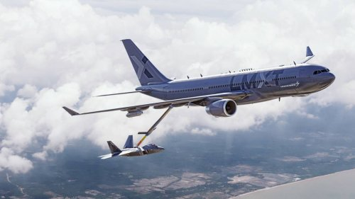 Lockheed reveals new LMXT refueling tanker, firing the opening salvo in US Air Force competition