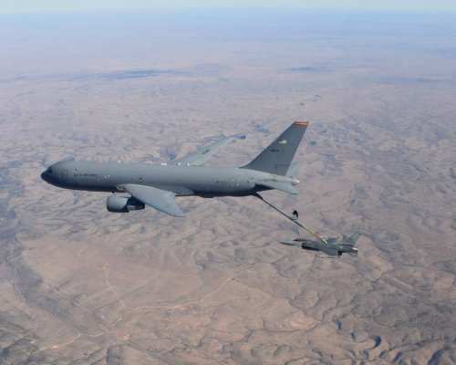 KC-46 gets new refueling approvals for TRANSCOM missions