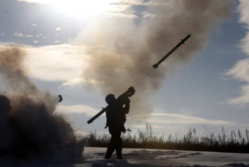 Joint military drill to kick off in Ukraine as Congress seeks an air defense boost for the country