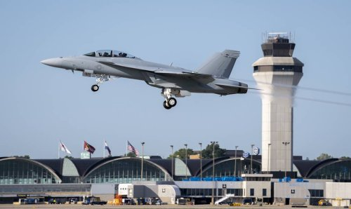 Boeing delivers first Block III Super Hornets to the US Navy