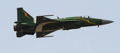 Could Britain stop Argentina from buying the JF-17 warplane?