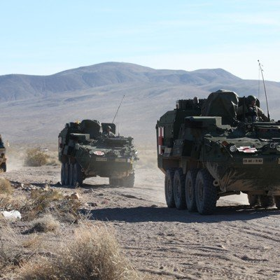Defense Business Brief: A budget date; Army ditching Stryker gun; M&A continues; and more.