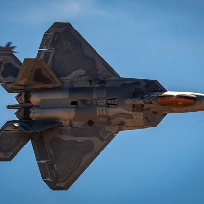 The Air & Space Brief: F-22s, deprioritized; F-35 buy, shrinking?; A Space Force CO, fired; And more…