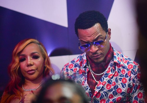 Woman Reportedly Claims T.I. And Tiny 'Forced' Her To Have Sex With Nelly - Hot97