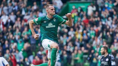 Werder-Aufstellung gegen den HSV: Mit Drei-Tore-Mann Ducksch in der Nordderby-Startelf