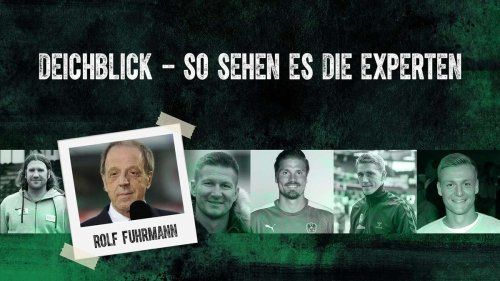 """Rolf Fuhrmann: """"2G für die Mannschaft – Werder, das wäre es doch!"""""""
