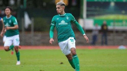 Remis in Rehden: Auch Werders U23 mit Last-Minute-Treffer