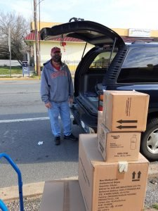 Donate Delaware supplies several local organizations with PPE