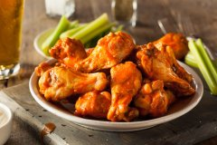 Discover chicken wings