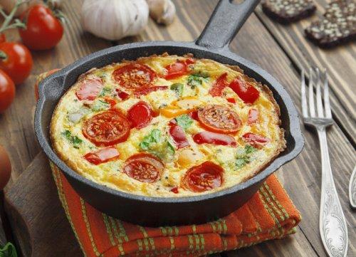 Keto Frittata – Easy Breakfast Idea
