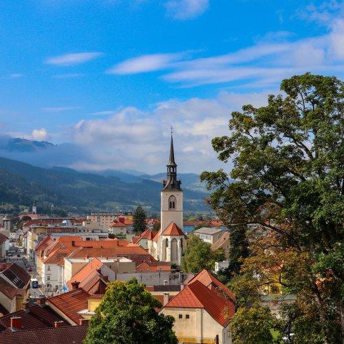 Österreich Urlaub - Historische Kleinstädte in der grünen Steiermark