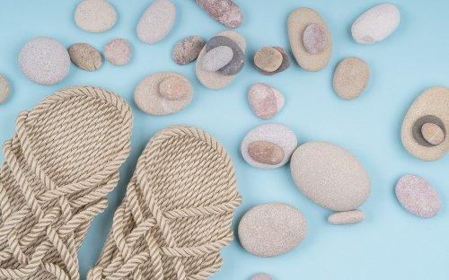 Sandalias de cuerda: la mejor selección para este verano