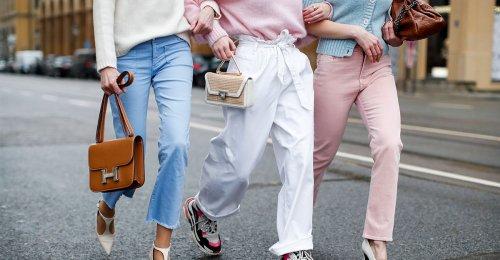 Cómo combinar el rosa palo según el street style
