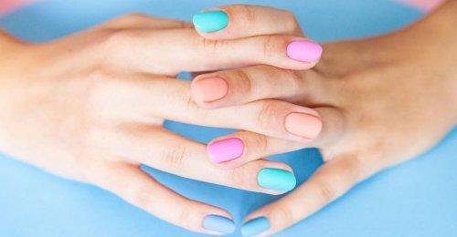 Manicuras en colores pastel: cómo llevar la tendencia de la primavera