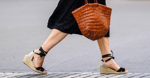 Con este zapato parecerás más alta e irás super cómoda
