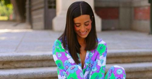 Cómo convertir tu pijama en un look de calle sofisticado