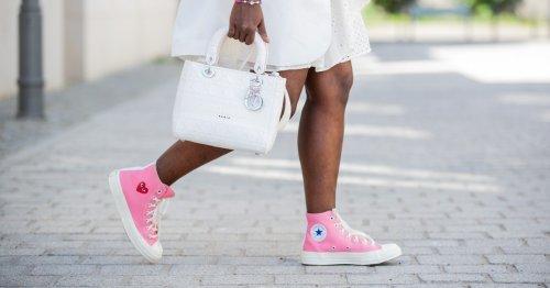 Cómo combinar las Converse en verano para ir cómoda y con estilazo