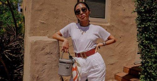 ¿Cómo llevar una camiseta básica? Los mejores looks de verano para rebosar estilo
