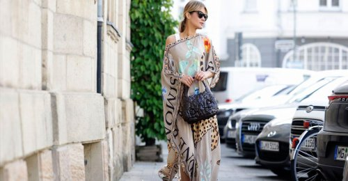 Cómo vestir el caftán con estilo y conseguir un look sofisticado