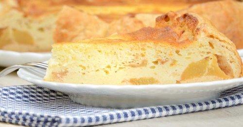 Ce gâteau aux pommes et fromage blanc est incontournable pour régaler vos convives !