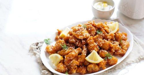 Au menu du jour, on se régale avec des blancs de poulet sauce miel et balsamique