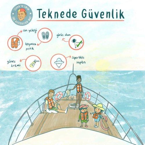Yaz Tatilinde Deniz Kenarındaki Çocuklu Ailelere Öneriler