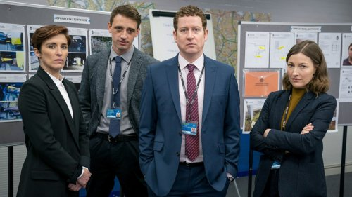 "Designing Line of Duty: ""Buckells' Office Décor Reflects His Shallowness"" 