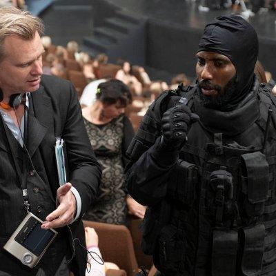 Tenet Is Christopher Nolan's Unofficial James Bond Movie