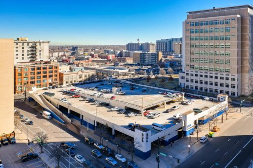 Two 400-foot towers planned by new owners of former Greyhound block in Denver