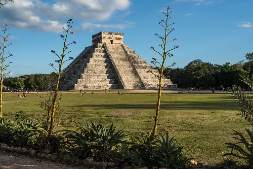 Mexico to Close Its Famous Mayan Ruins After Tourists Violate Mask Policy