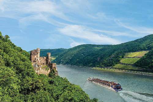 This 45-Night River Cruise Takes Passengers Through 14 Countries