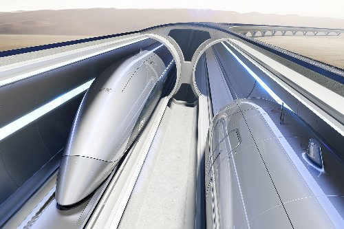 New Hyperloop Will Take You From Chicago to Cleveland in 35 Minutes