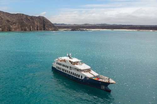 Safely Travel on a Private Yacht Around the Galapagos This Summer